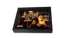 Blue Plate Special - Chris Con 8x10 3d Shadow Box (General merchandise)