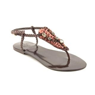 Naughty Monkey Women's 'Who Do' Basic Textile Sandals