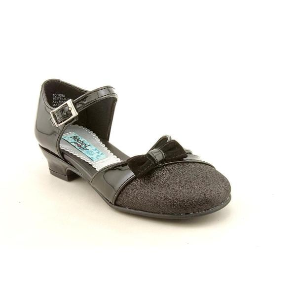 Rachel Girl (Youth) 'Lil Suri' Patent Dress Shoes