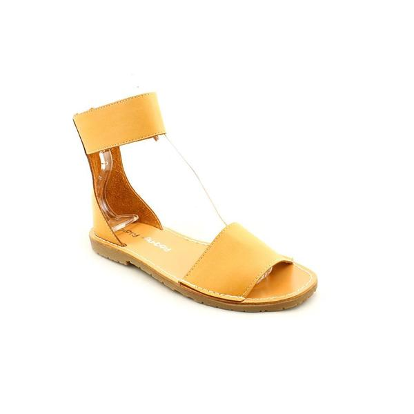 Dirty Laundry Women's 'Excited' Leather Sandals