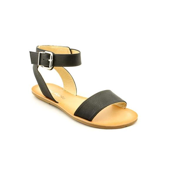 Dirty Laundry Women's 'Bubbly' Leather Sandals