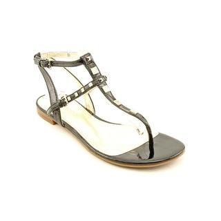 Enzo Angiolini Women's 'Trendon' Synthetic Sandals