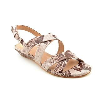 Pour La Victoire Women's 'Baya' Animal Print Sandals