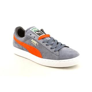 Puma Men's 'Unisex Suede Classic' Regular Suede Athletic Shoe