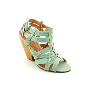 Madison Harding Women's 'Gayle' Leather Sandals