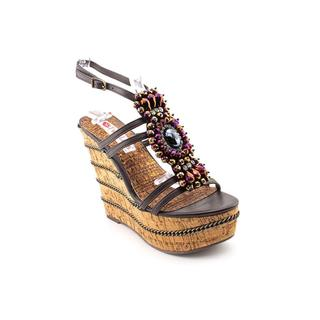 Two Lips Women's 'Bonus' Leather Sandals
