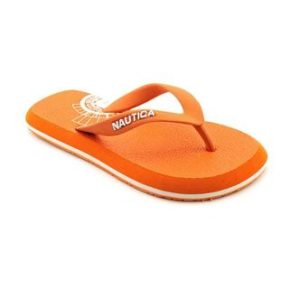 Nautica Boy (Youth) 'Del Ray' Rubber Sandals Today: $13.99 Add to Cart