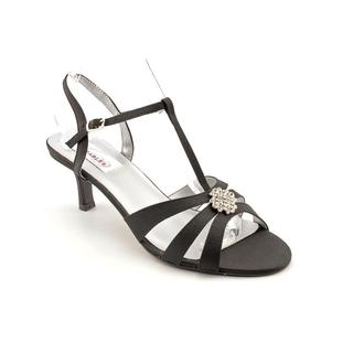 Dyeables Women's 'Opal' Satin Sandals - Wide