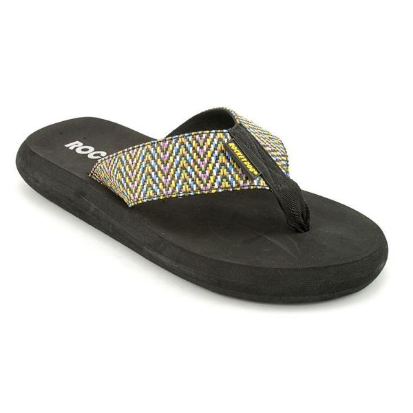 Rocket Dog Women's 'Spotlight' Basic Textile Sandals