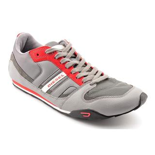 Diesel Men's 'Gunner' Leather Athletic Shoe