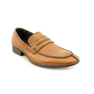 Robert Wayne Men's 'Jens' Leather Dress Shoes
