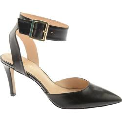 Women's Nine West Callen Black Leather