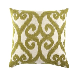 Patola Decorative 24-inch Down Filled Throw Pillow