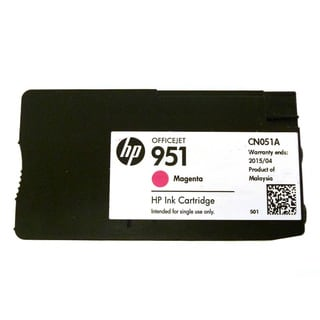 1PK Genuine OEM HP 951 CN051A Ink Cartridge HP OfficeJet Pro 200 251 276 8100 8600 8600 N911 N811