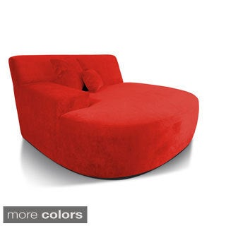 Decenni Custom Furniture Modern Chaise Lounge Sofa