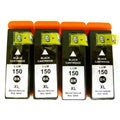 Compatible Lexmark 150XL Ink Cartridges: 14N1614 Lexmark Pro715,Pro915,S315,S415 & S515 (Pack Of 4K)