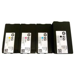 4PK Genuine HP 950 951 CN049A CN050A CN051A CN052A Ink OfficeJet Pro 200 251 276 8100 8600 8600 N911 N811