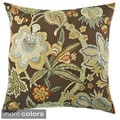 Augustus Decorative Feather Filled Throw Pillow