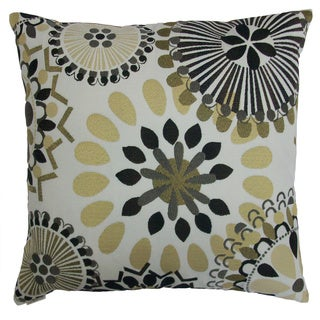 Enjoy Square Decorative Throw Pillow