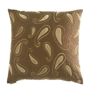 Terme Decorative Feather Filled Throw Pillow