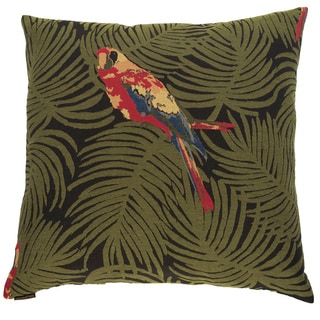 Polly Decorative Feather Filled Throw Pillow