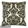 Linetta Decorative Feather Filled Throw Pillow