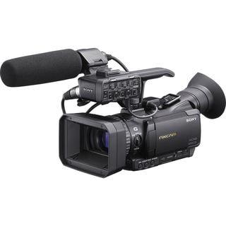 Sony HXR-NX70U NXCAM Weatherproof Compact Professional Camcorder