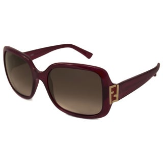 Fendi Women's FS5234 Rectangular Sunglasses