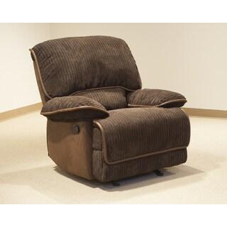 Reggie Denver Chocolate Reclining Chair