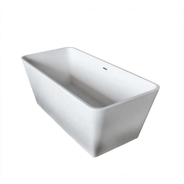 Mountain Home Angel Stone Soaking 27 X 60 Free Standing Bathtub 16159179