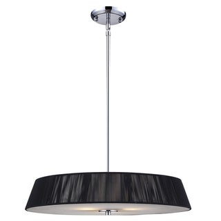Z-Lite Millennium 3-light Chrome Pendant