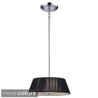 Z-Lite Millennium 2-light Chrome Pendant