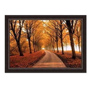Lars Van de Goor 'Well Traveled' Framed Print