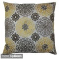 Bloomers Decorative Feather Filled Throw Pillow