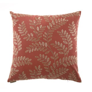 Sangla Decorative Feather Filled Throw Pillow