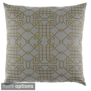 Metropolitan Decorative Feather Filled Throw Pillow