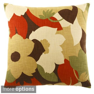 Esprit Decorative Feather Filled Throw Pillow