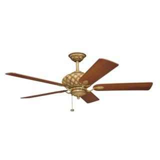 Canyon Stone Transitional Ceiling Fan