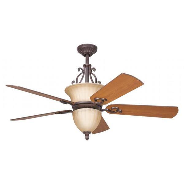 bronze ceiling fan and light kit lighting blade modern home fan. Black Bedroom Furniture Sets. Home Design Ideas