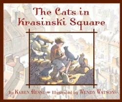 The Cats in Krasinski Square (Hardcover)