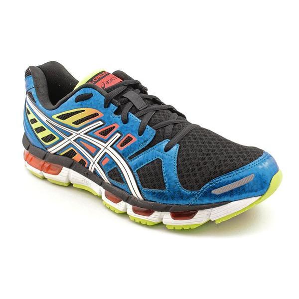 Asics Men's 'Gel-Cirrus33 2.0' Man-Made Athletic Shoe