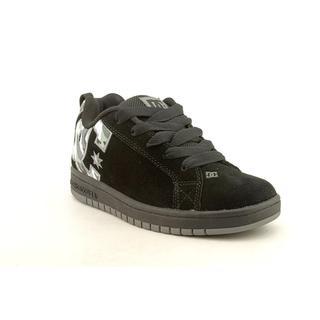 DC Boy (Youth) 'Court Graffik Se' Synthetic Athletic Shoe