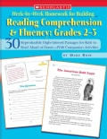 Week-by-week Homework for Building Reading Comprehension and Fluency: 30 Reproducible High-Interest Passages for ... (Paperback)