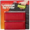 Original Patented Bright Red Luggage Spotter (Set of 2)