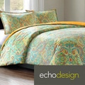 Echo 'Beacon's' Paisley Cotton 3-piece Comforter Set
