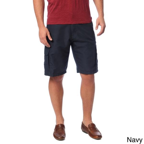 Burnside Men's Microfiber Casual Shorts