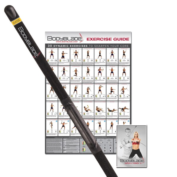 Bodyblade Classic Workout Kit