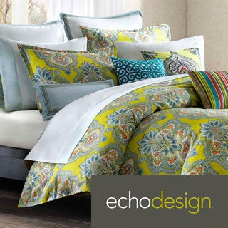 Echo Design Rio Cotton 3-piece Duvet Cover Set