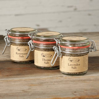 Eatwell Farm Rosemary, Lavender and Thyme Seasoned Salts