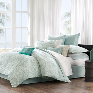 Echo Mykonos 300 Thread Count Cotton 3-piece Comforter Set